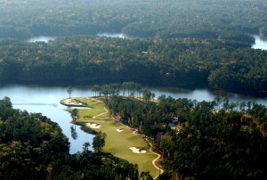 Savannah Lakes Village, Monticello Golf Course