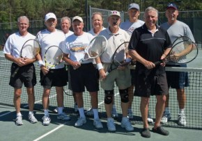 Savannah Lakes Village Men's Border Wars Team